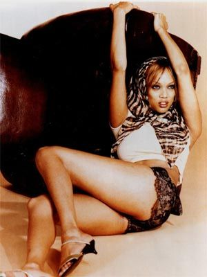Tyra Banks - 19